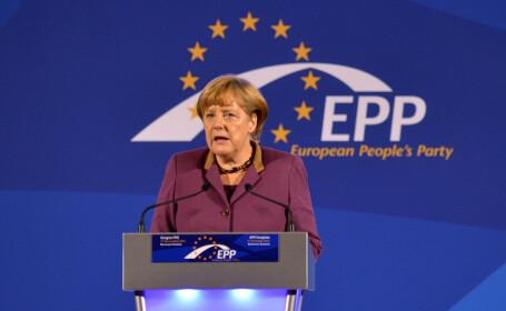 Angela Merkel, PPE
