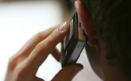 Un pensionar a primit o factura de telefon care l-a socat. Operatorul sustine ca a vorbit 43 de ore intr-o singura convorbire
