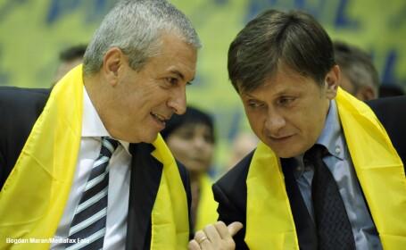 Tariceanu Antonescu