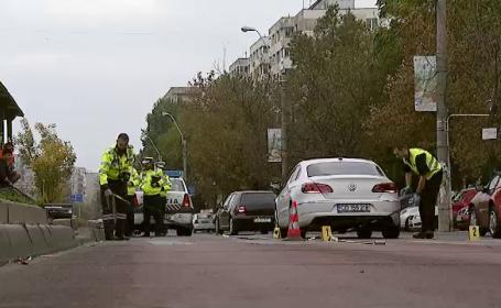 Ambasada Rusiei, accident