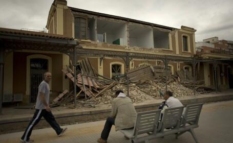 cutremur Lorca