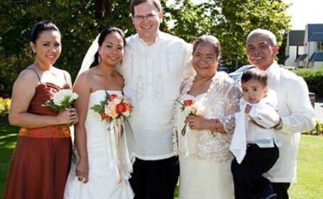 nunta Martin si Fen