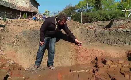 descoperire Cetatea Targu Mures