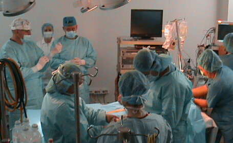 operatie cord deschis,arad