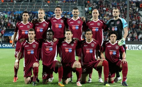 CFR Cluj - Sporting Braga, 3-1. Clujenii si-au asigurat prezenta in primavara europeana