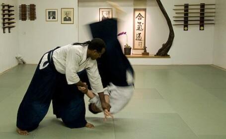 aikido arad