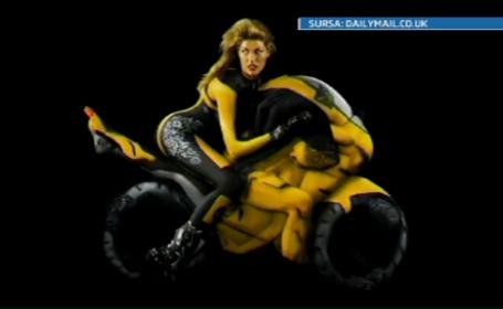 iluzie motocicleta