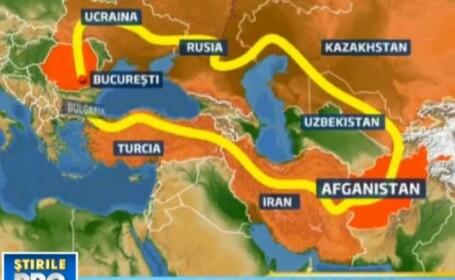Doi barbati din Afganistan, banuiti de legaturi cu retele teroriste, vor fi expulzati din Romania