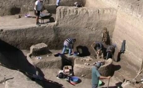ruine, arheologi, Bulgaria