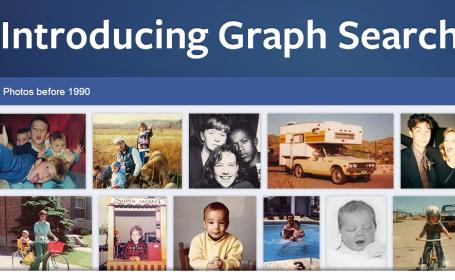facebook, graph search