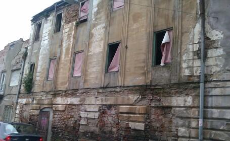cladire veche Arad