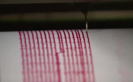 Cutremur cu magnitudinea de 3,2 in Vrancea, vineri seara