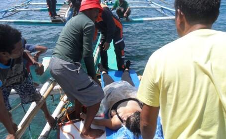 Doliu national in Italia. 130 de morti dupa naufragiul unei nave pline cu imigranti