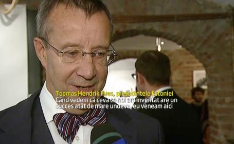 presedintele estoniei