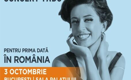 afis concert Ana Moura, fado