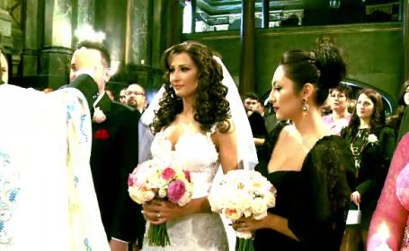 nunta, fiul lui Cristian Popescu Piedone