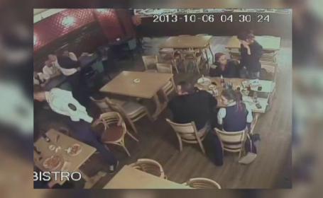 cutremur Romania, bar, camera supraveghere