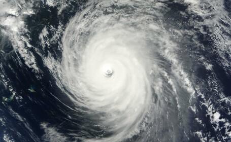 Taifun China - 1