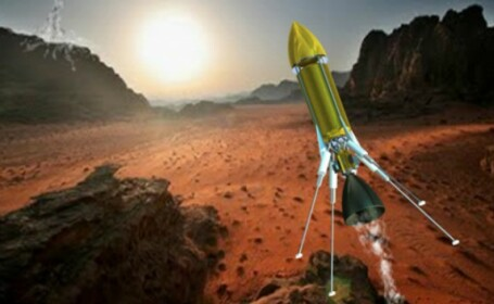 robotel pe Marte, Astrium