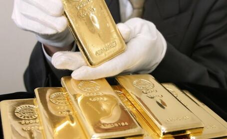 lingouri de aur