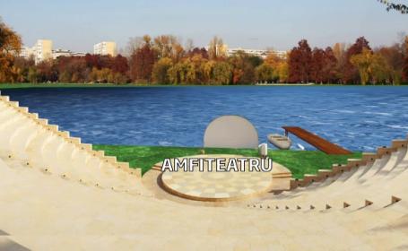 grafica lacuri Bucuresti