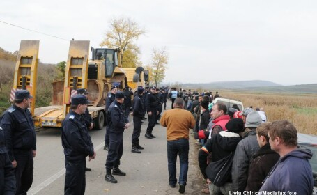 proteste gaze de sist Vaslui