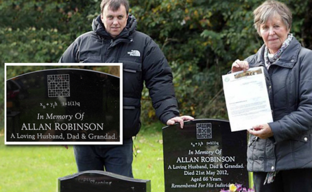 Autoritatile dintr-un sat din Anglia, revoltate de ce au gasit pe un mormant in cimitir
