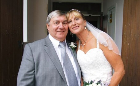 Diane Cross si sotul ei