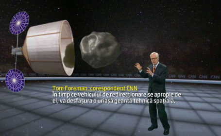 Solutia propusa de NASA pentru \