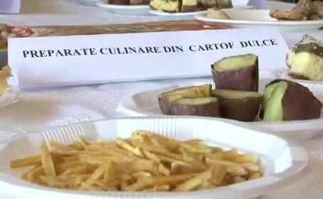 Cartofii dulci din patria pepenilor. Coreenii ii invata pe olteni secretul unei legume-minune