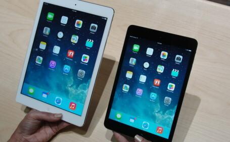 iPad Air si Mini 2