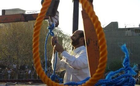 Condamnatul din Iran, gasit in viata la morga, dupa ce a fost spanzurat ar putea fi \