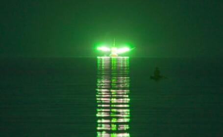 Misterul luminilor de pe coasta Argentinei care se vad din spatiu a fost lamurit de NASA