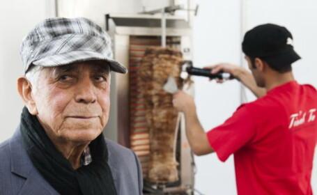 A murit barbatul care a inventat kebab-ul. Povestea din spatele popularei specialitati turcesti