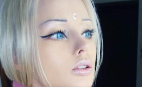 femeia Barbie