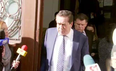 Ioan Niculae, din nou in instanta in divortul de 10 milioane de euro cu sotia sa