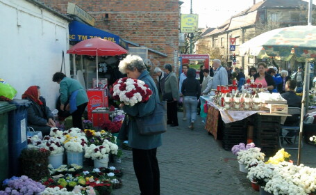 flori, Ziua Mortilor