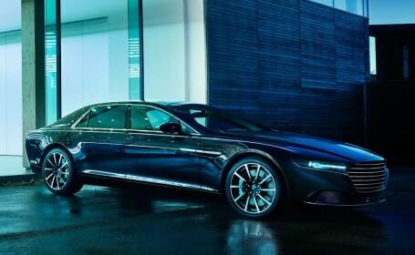 Aston Martin lanseaza in sfarsit o noua Lagonda. Cum arata modelul editie limitata, creat special pentru clientii din Orient