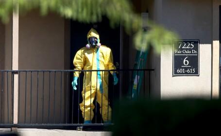Barbatul care a adus primul caz de Ebola in SUA ar putea fi acuzat de atac agravat