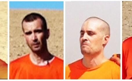 Teroristii din Statul Islamic au decapitat al cincilea ostatic. Cine este fostul soldat american, urmatorul pe lista