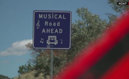 Celebra sosea americana Route 66 \