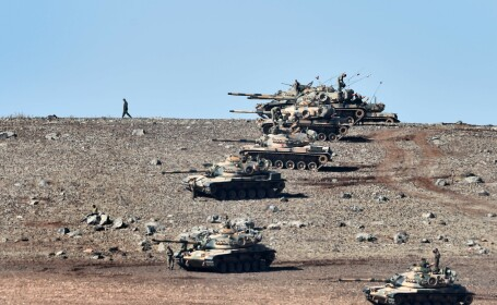 turcia tancuri la granita cu siria