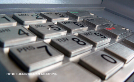tastatura ATM