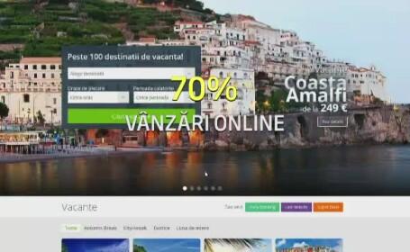 vanzari, online