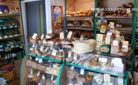 magazin de paine in Ucraina