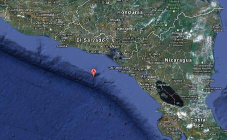Cutremur cu magnitudinea de 7,4 in El Salvador. Autoritatile au emis o alerta de tsunami