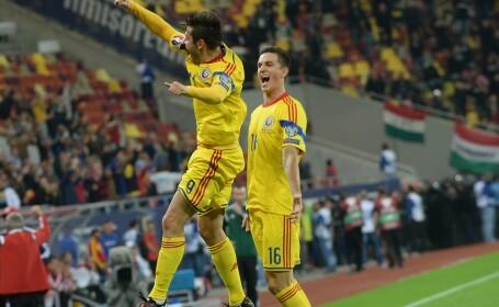 FINLANDA-ROMANIA, 0-2, in preliminariile Euro-2016. Bogdan Stancu reuseste dubla si mentine Romania in cursa pentru europene