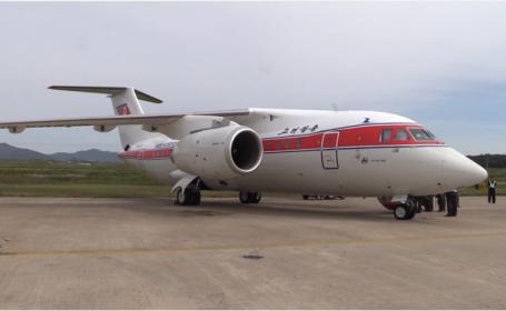 Cele mai vechi si mai uzate avioane comerciale sunt in Coreea de Nord. Sunt rusesti, iar oamenii inca zboara cu ele. VIDEO