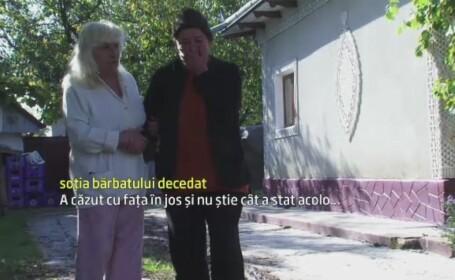 Un barbat a murit dupa ce a coborat in beci ca sa verifice butoaiele cu vin. Vecina lui, in stare grava