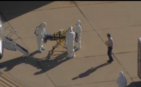 Un barbat din SUA s-a expus virusului Ebola avand drept \